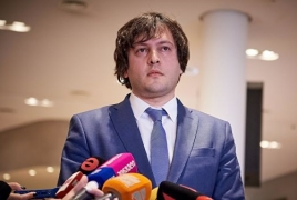 Georgia parliament speaker resigns after clashes in Tbilisi