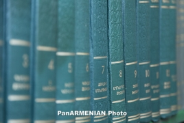Armenian libraries sending books, magazines to Library of Congress