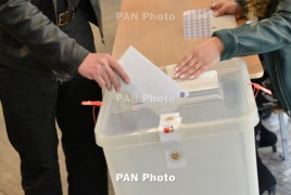 U.S. to provide extra $8.6 mln for better electoral process in Armenia
