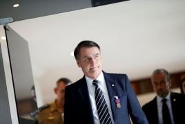 39 kilos of cocaine found on board Brazilian president's plane