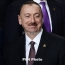 Алиев: Война с Арменией не закончена
