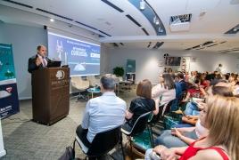 «Ուղղությունը՝ Հայաստան». Ակբա-Կրեդիտ Ագրիկոլ Բանկի միջոցառումը նվիրված էր տուրիզմի զարգացմանը