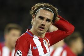 «Барселона» согласовала трансфер Гризманна