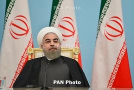 Iran's President hosts Deputy Armenian PM in Tehran