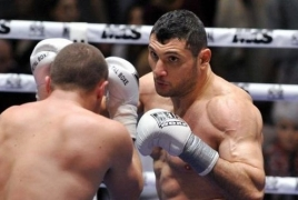 Lebedev vs. Goulamirian WBA showdown falls apart