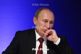 Putin: Russia is ready to discuss arms control with U.S.