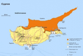 Armenian, Cypriot Parliament leaders condemn Turkey's actions