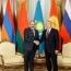 Փաշինյանն ու Նազարբաևը  քննարկել են գործակցությունը ԵՏՄ-ում