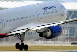 Putin's ban on Russia-Georgia flights comes into force