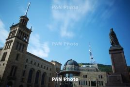 Молитвы, голодовка и противники ЛГБТ: В Тбилиси проходят сразу 3 акции протеста