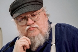 George R.R. Martin reveals 5 facts about