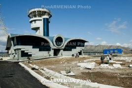 Measure countering Azeri threat to Artsakh civilian aircraft getting a vote
