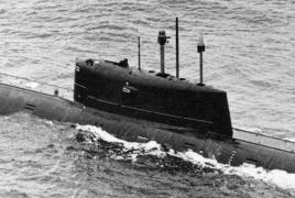 На месте гибели подлодки «Комсомолец» зафиксировали неопасное превышение уровня радиации