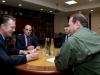 Министр обороны РА и глава штаба сил спецопераций НАТО обсудили вопросы сотрудничества