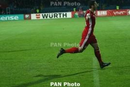 U19 ambassador Mkhitaryan's Armenian pride: UEFA.com