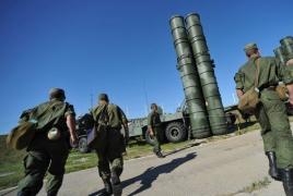 Начались поставки российских ЗРК С-400 в Турцию