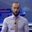 На дом обматерившего Путина грузинского журналиста повесили позорную табличку