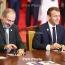 Armenian PM congratulates France on National Day