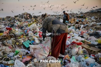 Armenia ranked world's sixth per-capita producer of waste