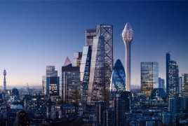 London mayor blocks plans for Tulip tower