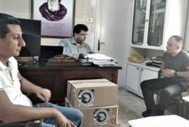 Սիրիայում ՀՀ հումանիտար առաքելությունը ծերանոցին և հոսպիտալին բժշկական պարագաներ է փոխանցել