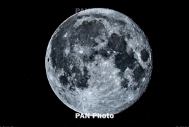 Much of the world will be able to see a partial lunar eclipse