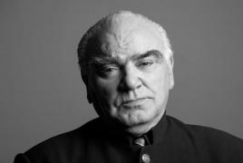 Скончался заслуженный артист Армении Рудольф Гевондян