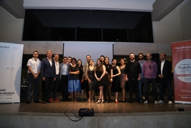 Galaxy Group of Companies helps arrange PechaKucha night in Yerevan
