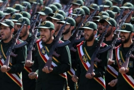 Iranian forces seize foreign oil tanker, crew