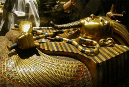 Tutankhamun's coffin to be restored for first time since its discovery