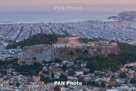 В Афинах произошло мощное землетрясение магнитудой 5.1