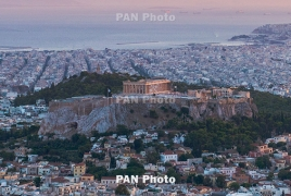 5.1 magnitude earthquake shakes Athens