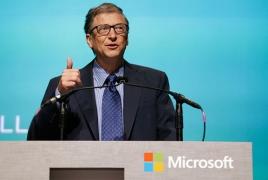 Билл Гейтс и Мишель Обама лидируют в рейтинге общественных деятелей