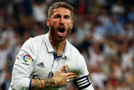 Sergio Ramos fined €250,000 for illegally cutting down old trees