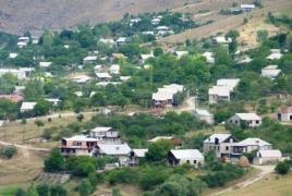 Armenian border settlement included in eco-village development plan