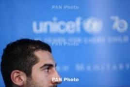 Henrikh Mkhitaryan speaks Armenian in new Adidas ad