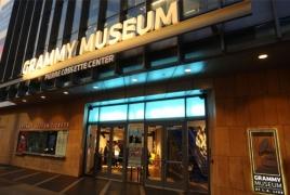 Grammy Museum will help preserve Armenian music in U.S.