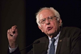 Bernie Sanders reaffirms commitment to Armenian Genocide