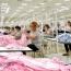 Գյումրիում հագուստի ոլորտում    5 մլրդ դրամի  ներդրումային  ծրագիր կարվի