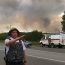 Около 16 тысяч человек эвакуировали после взрывов на военном складе в РФ