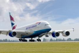 British Airways cabin fills with smoke during flight