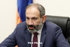 Armenia PM congratulates Singapore on National Day