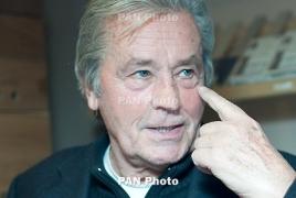Alain Delon recovering in Switzerland after stroke