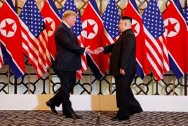 Трамп получил «прекрасное» письмо от Ким Чен Ына