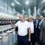 Մարալիկում $13 մլն ներդրումով  բամբակամանվածքային գործարան է բացվել