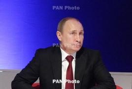 Պուտինը Ռուսաստանի հերոսի կոչում է շնորհել դաշտում վթարային վայրէջք կատարած օդաչուներին