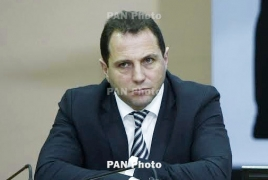 Armenian Defense Minister traveling to Moscow
