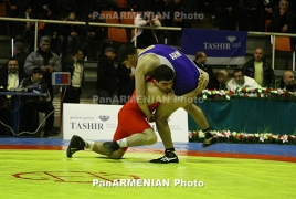 Armenian wrestlers win two silver medals at World Championships