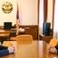 Президент Арцаха встретился с личным представителем действующего председателя ОБСЕ
