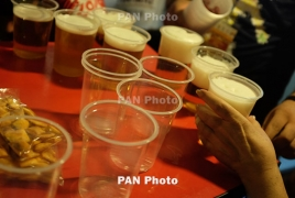 College educated women drink more alcohol: research
